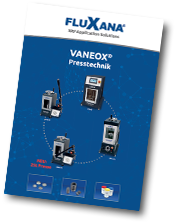 Flyer Vaneox Presses